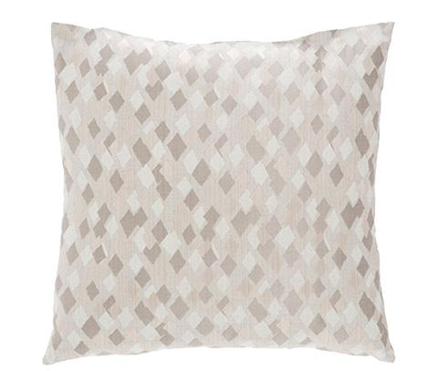 Michael Amini - Hayden Throw Pillow - BCS-DP22-HAYDN-DWN