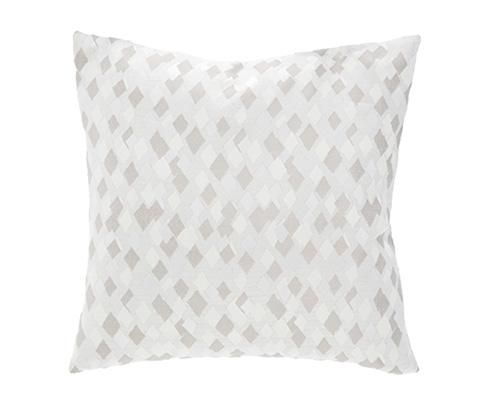 Michael Amini - Hayden Throw Pillow - BCS-DP22-HAYDN-LIN