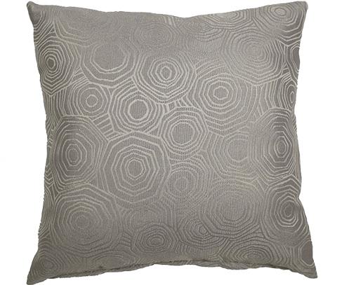 Michael Amini - Kaleidoscope Throw Pillow - BCS-DP22-KLDSP-CMT