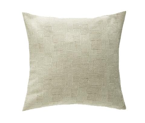 Michael Amini - Knox Throw Pillow - BCS-DP22-KNOX-NAT