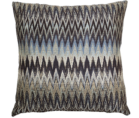 Michael Amini - Maui Throw Pillow - BCS-DP22-MAUI-LVA