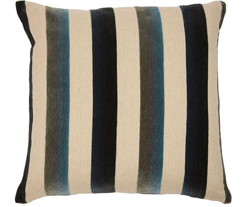 Michael Amini - Malibu Throw Pillow - BCS-DP22-MLIBU-CRB
