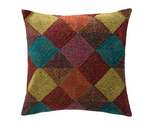 Michael Amini - Navajo Throw Pillow - BCS-DP22-NAVJO-FST