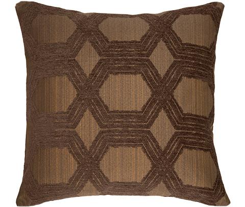 Michael Amini - Protocal Throw Pillow - BCS-DP22-PROTCL-MNK