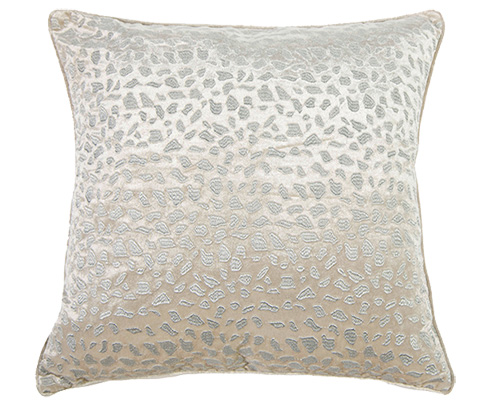 Michael Amini - Shimmer Throw Pillow - BCS-DP22-SHIMR-TUP