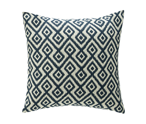 Michael Amini - Tripoli Throw Pillow - BCS-DP22-TRPLI-IGO