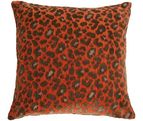 Michael Amini - Wild Life Throw Pillow - BCS-DP22-WLDLF-PSM