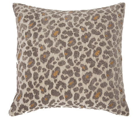 Image of Wild Life Throw Pillow
