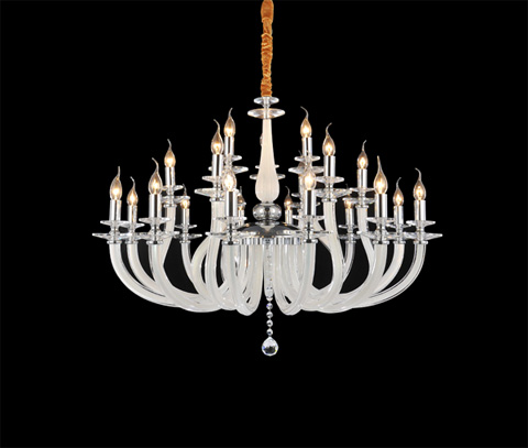 Michael Amini - San Marco 21 Light Chandelier - LT-CH908-21OPL