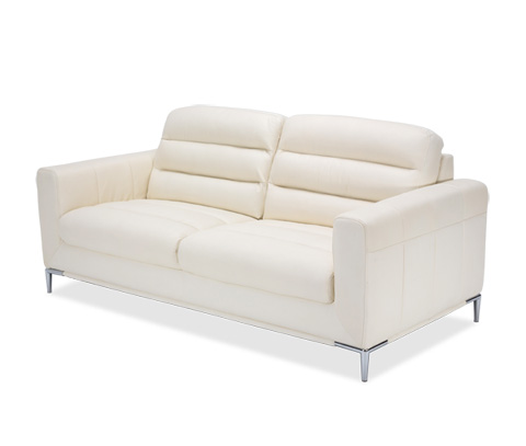 Image of Elena Leather Sofa