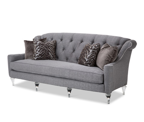 Image of Adele Tufted Sofa
