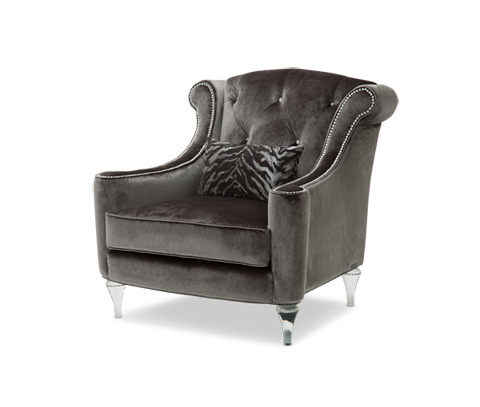 Image of Adele Tufted Chair