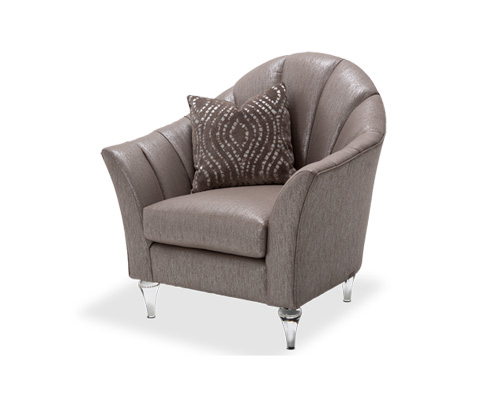 Image of Maritza Channel Back Chair