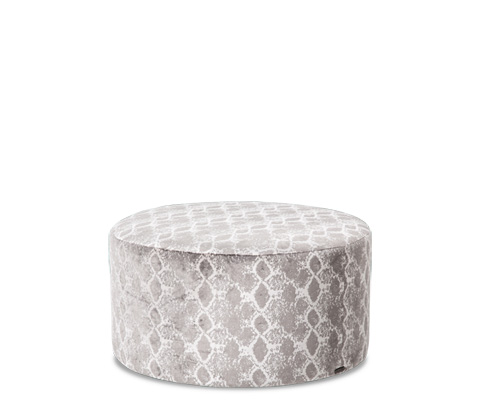 Image of Roxxi Round Cocktail Ottoman