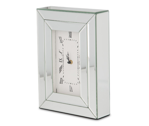 Image of Montreal Rectangular Table Clock