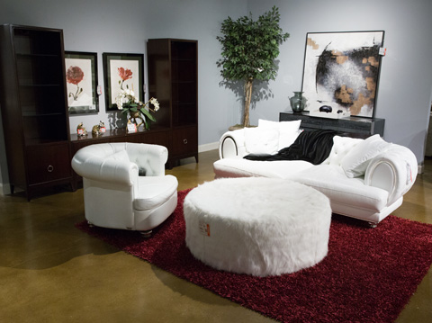 Image of Ellia Two Piece Living Room Set
