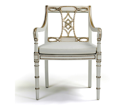Image of Courtesan Accent Chair