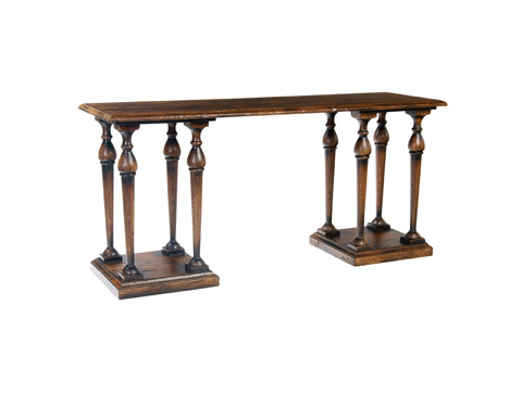 Alden Parkes - Chatsworth Console Table - ACCS-CHSWRTH