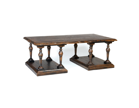 Alden Parkes - Chatsworth Cocktail Table - ACCT-CHSWRTH