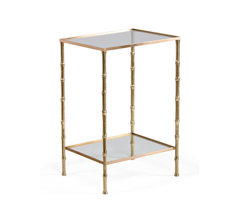 Alden Parkes - Bamboo End Table - ACET-BAMBOO