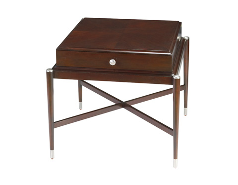 Image of Madison Avenue End Table with Drawer