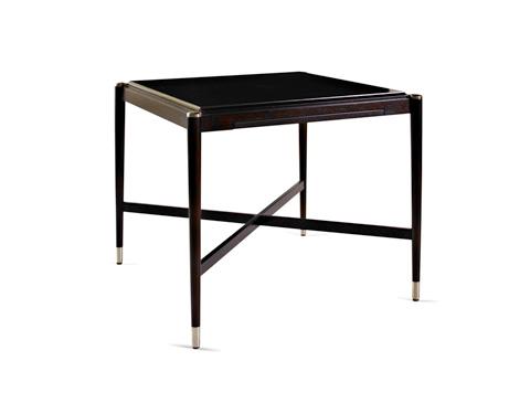Alden Parkes - Madison Avenue End Table with Shelf - ACET-K149A