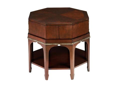 Alden Parkes - Westchester Storage End Table - ACET-K151A
