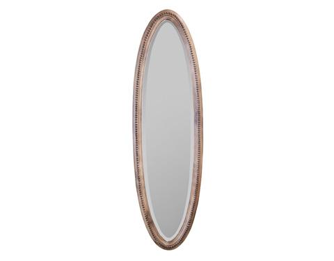 Alden Parkes - Beaded Oval Mirror - ACMR-BDOVL
