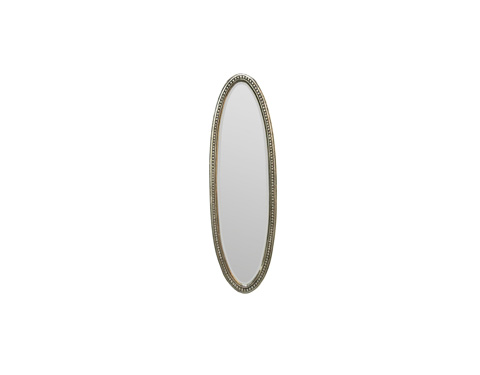 Alden Parkes - Beaded Oval Mirror - ACMR-BDOVS