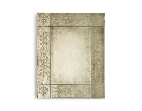 Alden Parkes - Eglomise Mirror - ACMR-EGLO