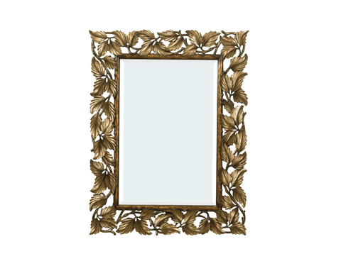 Alden Parkes - Haryl Leaf Mirror - ACMR-HRYL