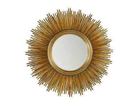 Alden Parkes - Round Sun Mirror - ACMR-SNMR
