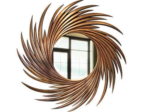 Alden Parkes - Swan Mirror - ACMR-SWAN
