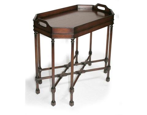 Alden Parkes - Octagonal Tea Table - ACTB-LTT08