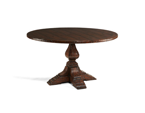 Alden Parkes - English Country Dining Table - DRTB-ENG012