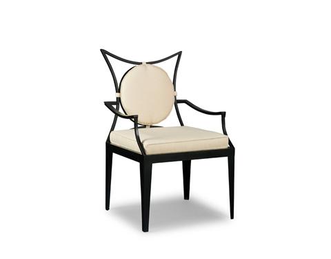 Alden Parkes - Riviera Arm Chair - ODCH-RVRA