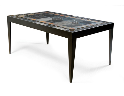 Alden Parkes - Riviera Dining Table - ODDT-RVRA