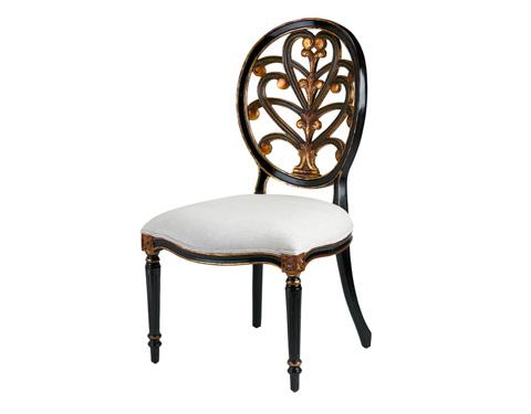 Alden Parkes - Honeysuckle Side Chair - ACCH-HSC/S