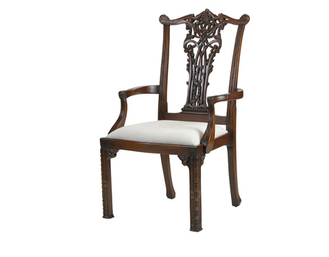Alden Parkes - Ribbon Back Arm Chair - ACCH-RIBB/A