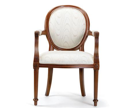 Alden Parkes - Versailles Arm Chair - ACCH-VERS/A