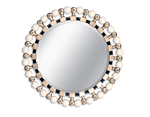Alden Parkes - Necklace Mirror Small - ACMR-JS/NLPE