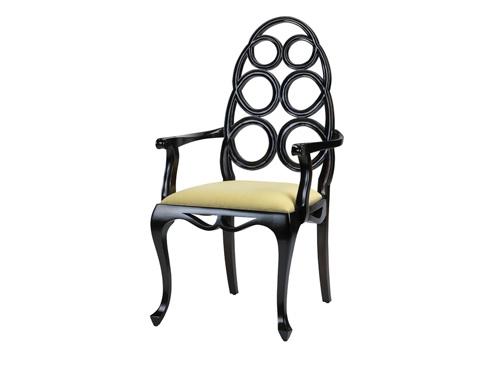 Alden Parkes - Carlyle Arm Chair - CDCH-K158/7A