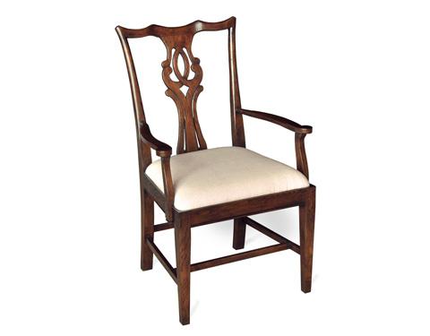 Alden Parkes - Manchester Rustic Arm Chair - CDCH-MSTRC/A