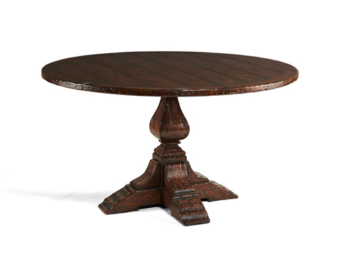 Alden Parkes - English Country Dining Table - DRTB-ENG012/54
