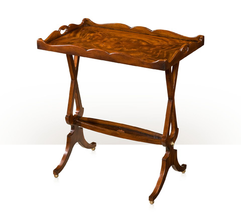 Theodore Alexander - The Spencer Tray Top Table - AL11049