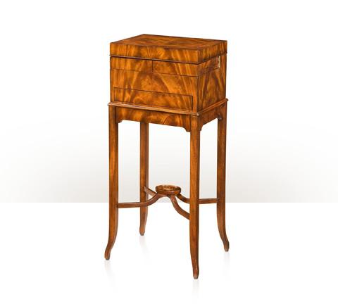 Theodore Alexander - The Spencer Dressing Box - AL11070