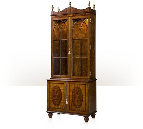 Theodore Alexander - The Sheraton Astragal Bookcase - AL61013