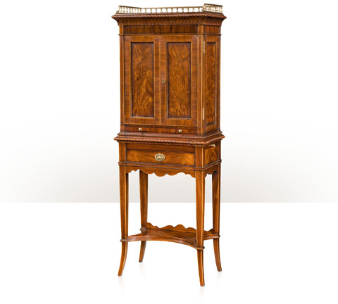 Theodore Alexander - The Guest Rooms Cocktail Cabinet - AL61015