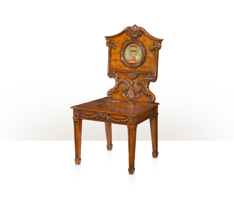 Theodore Alexander - The Wootton Hall Chair - AL40023