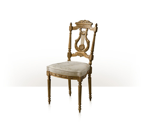Theodore Alexander - The Boudoir Chair - AL40078
